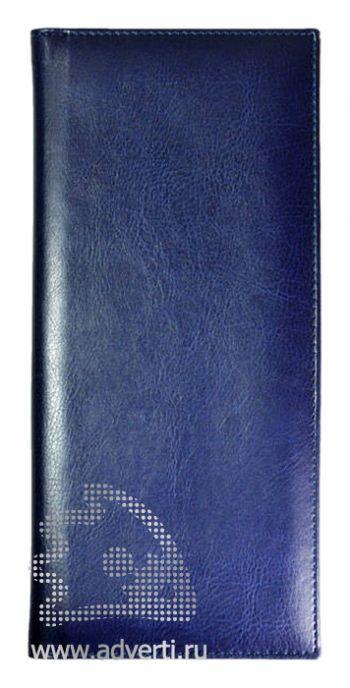 Визитницы «Sevilia», темно-синие
