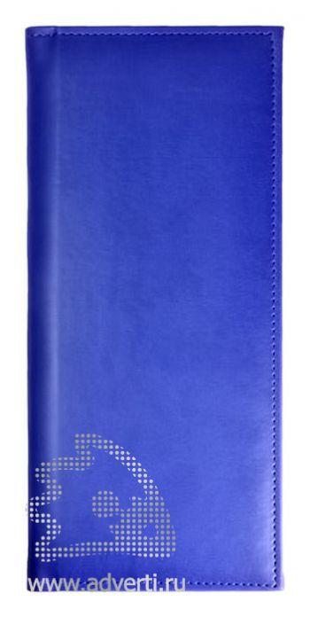 Визитницы «Vivella», синие