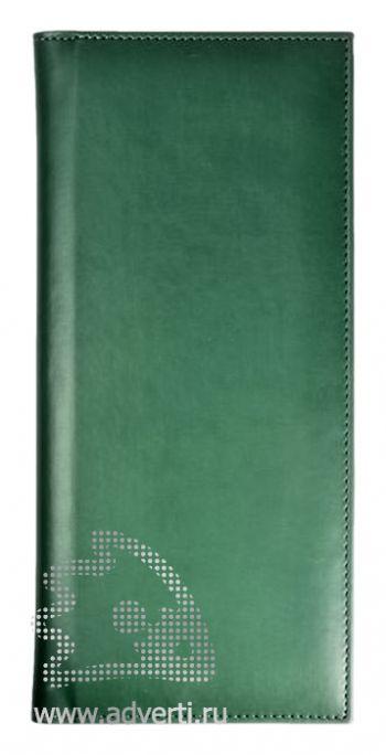 Визитницы «Vivella», зеленые