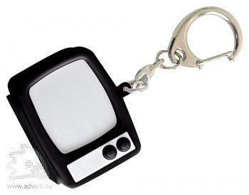 Брелок «Ретро-телевизор» с подсветкой