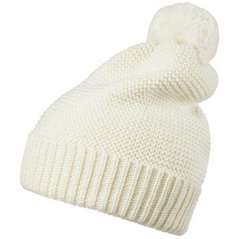 Набор «Snowballs», белый, шапка