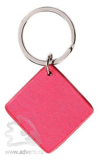 Брелок «Аммон», розовый, оборот
