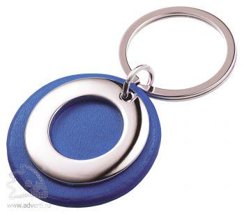 Брелок «Корал-Спрингс», синий