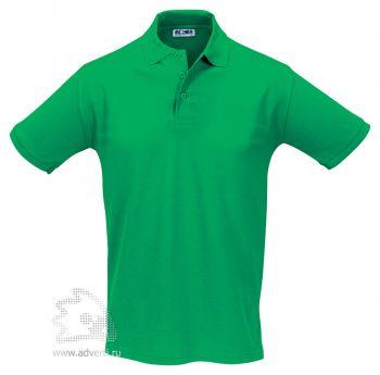 Рубашка поло «Season 170», мужская, зеленая