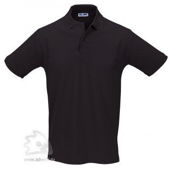 Рубашка поло «Season 170», мужская, черная
