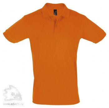Рубашка поло «Perfect Men 180», мужская, оранжевая