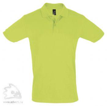 Рубашка поло «Perfect Men 180», мужская, светло-зеленая