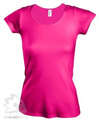 Футболка «Moody 160», женская, розовая