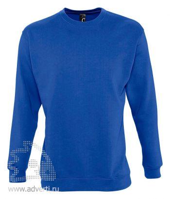 Толстовка «New Supreme 280», мужская, Sol's, Франция, синяя