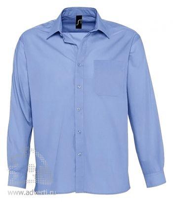 Рубашка «Baltimore», мужская, голубая