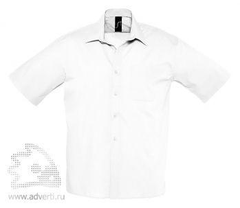 Рубашка «Bristol», мужская, белая