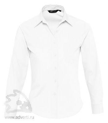 Рубашка «Executive», женская, белая