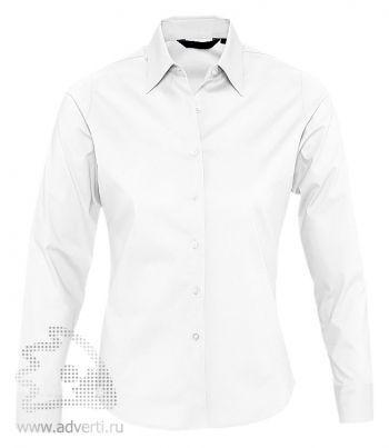 Рубашка «Eden», женская, белая