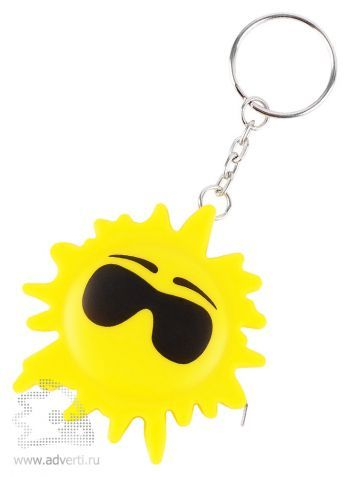 Брелок-рулетка «Солнце»
