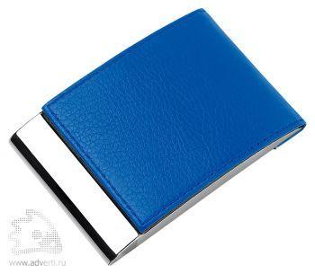 Визитница «Моника»,синий