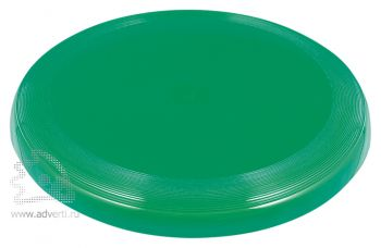 Летающая тарелка, зеленая