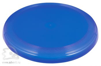 Летающая тарелка, синяя