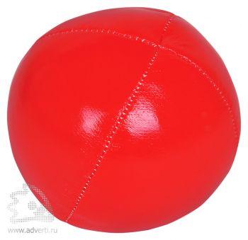 Мяч-антистресс, красный