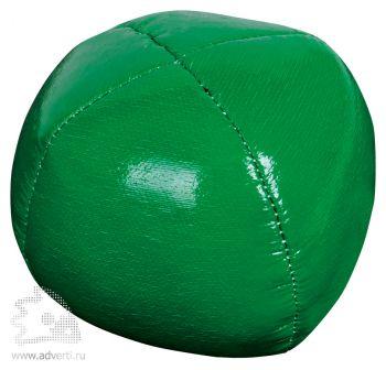 Мяч-антистресс, зеленый