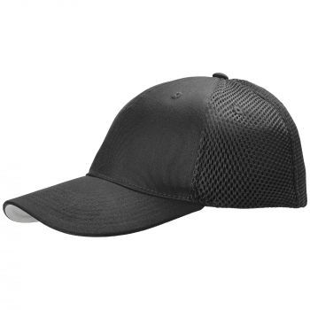 Бейсболка «Ronas Hill», чёрная