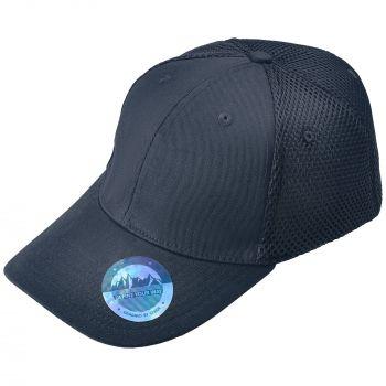 Бейсболка «Ronas Hill», тёмно-синяя, козырёк