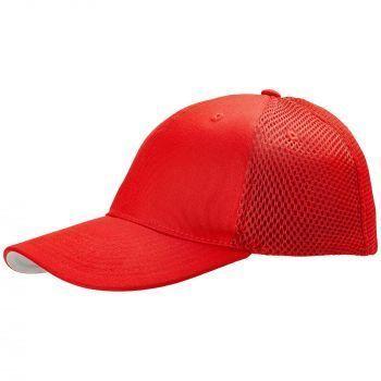 Бейсболка «Ronas Hill», красная