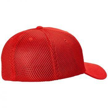Бейсболка «Ronas Hill», красная, вид сзади