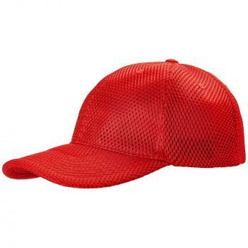 Бейсболка «Ben More», красная