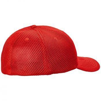 Бейсболка «Ben More», красная, вид сзади