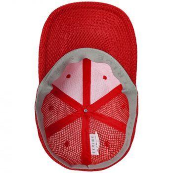 Бейсболка «Ben More», красная, вид изнутри