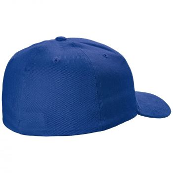 Бейсболка «Beinn Eighe», ярко-синяя, вид сзади