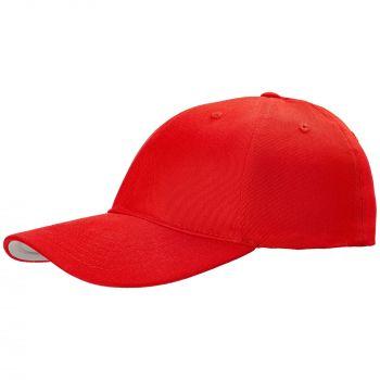 Бейсболка «Beinn Eighe», красная