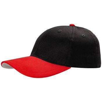 Бейсболка «Ben Loyal», красная