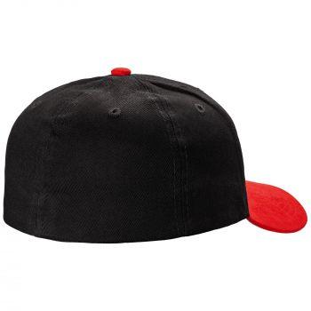Бейсболка «Ben Loyal», красная, вид сзади