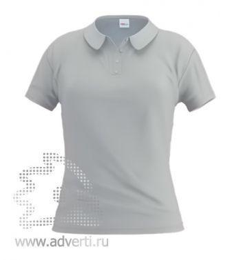 Рубашка поло «Stan Women», женская, серая