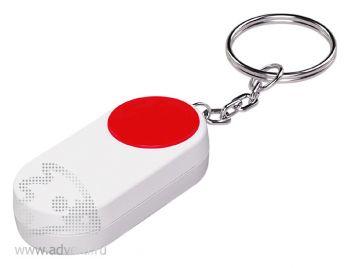 Брелок-футляр для таблеток «Pill», красный