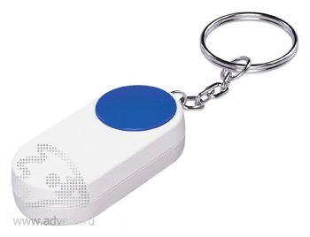 Брелок-футляр для таблеток «Pill», синий