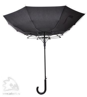 Зонт-трость «Anti Wind», дизайн купола