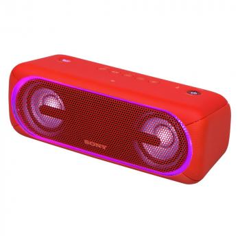 Беспроводная колонка Sony SRS-40, красная, подсветка