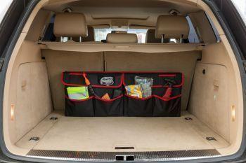 Органайзер-трансформер в багажник автомобиля Carmeleon, пример использования