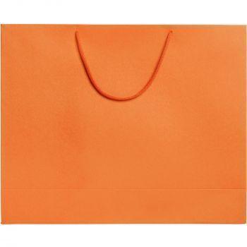 Пакет «Ample L», оранжевый, вид спереди