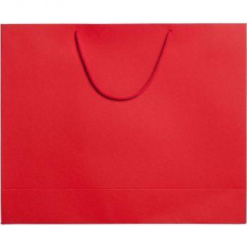 Пакет «Ample L», красный, вид спереди