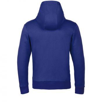 Толстовка «Kulonga Heavy Zip», мужская, синяя, со спины