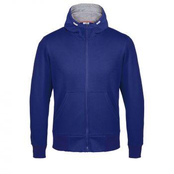 Толстовка «Kulonga Heavy Zip», мужская, синяя