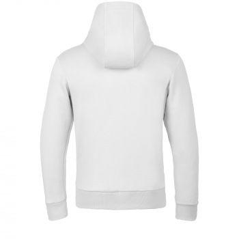 Толстовка «Kulonga Heavy Zip», мужская, белая, спина