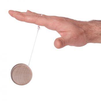 Игрушка-антистресс йо-йо «Roundtrip» в руке