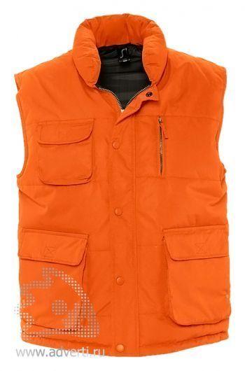 Жилет «Viper», мужской, оранжевый