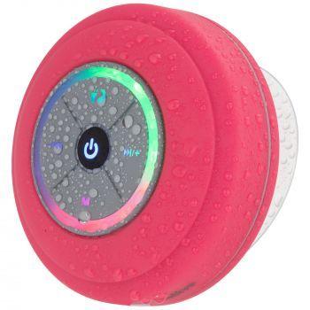 Беспроводная колонка «stuckSpeaker 2.0», розовая