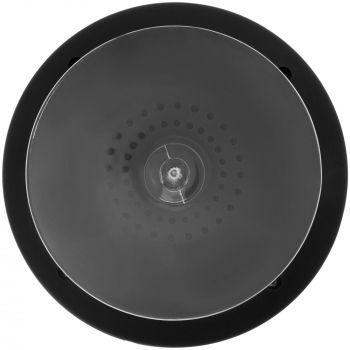 Беспроводная колонка «stuckSpeaker 2.0», чёрная, оборотная сторона