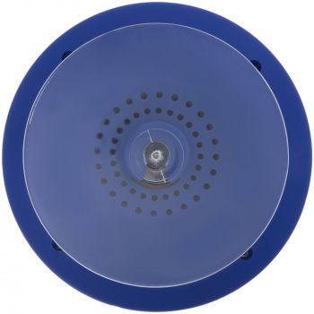 Беспроводная колонка «stuckSpeaker 2.0», синяя, вид сзади